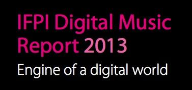 2012年の音楽売上、ナップスター...