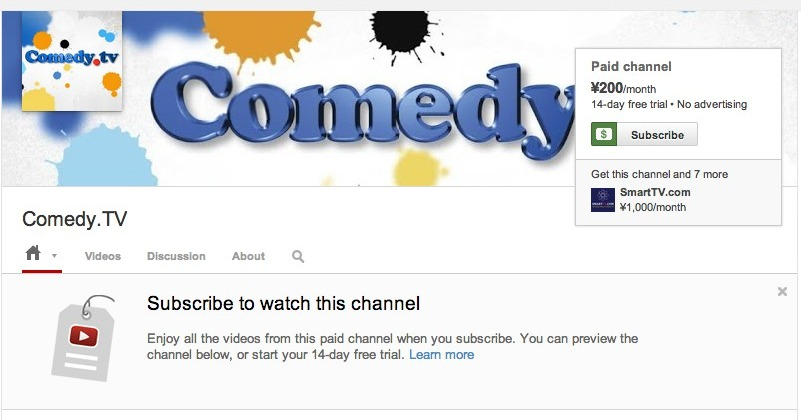 Comedy.TV - YouTube
