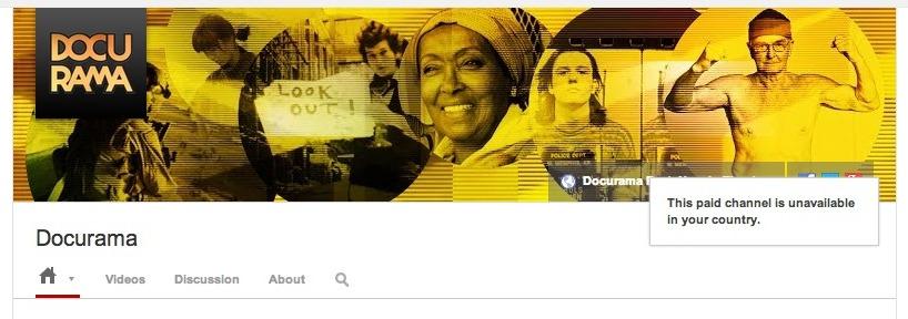 Docurama - YouTube