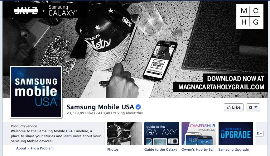 12  Samsung Mobile USA