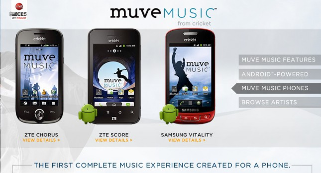 How To Download Music   Unlimited Music Downloads   Cricket Wireless