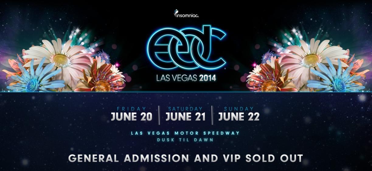 ElectricDaisyCarnival Las Vegas