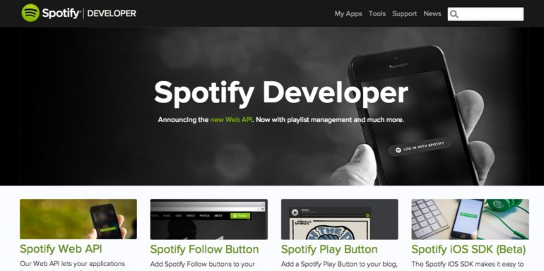Spotify Developer
