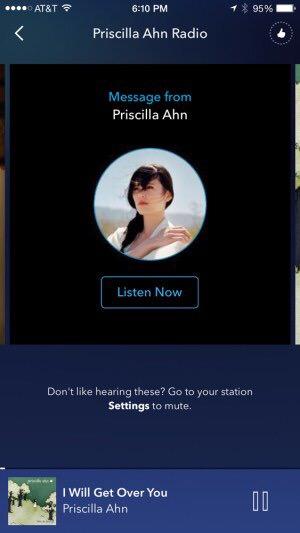 Pandora-message
