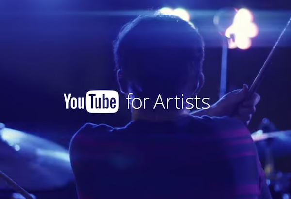 YouTubeforArtists