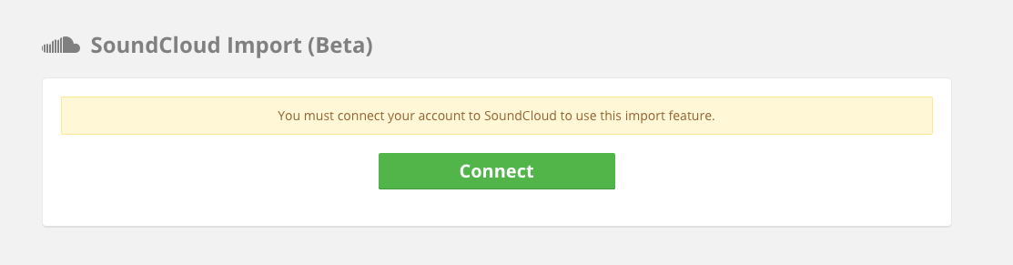 SoundcloudImportMixcloud
