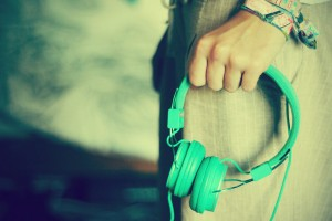 headphone_green