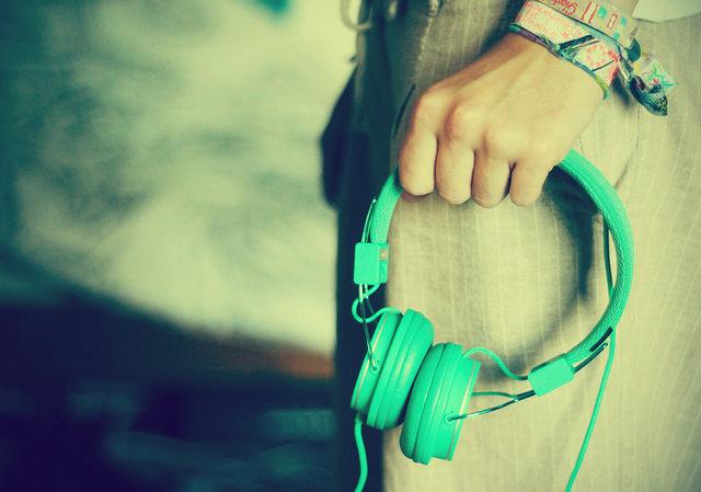headphone_green