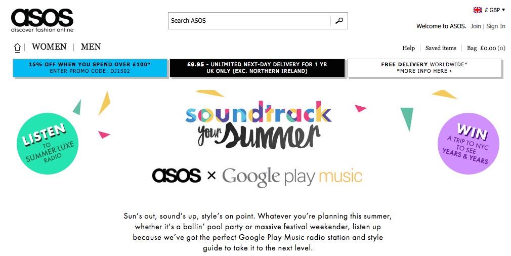 GooglePlayMusicASOS