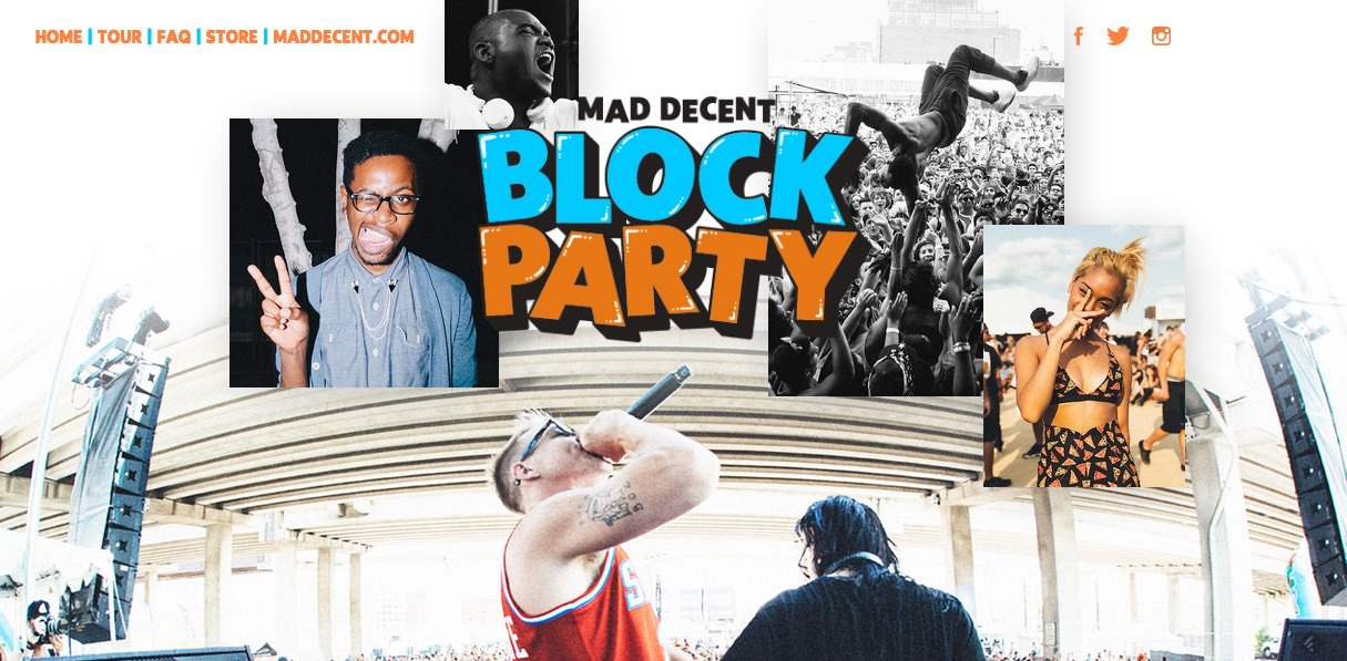 maddecentblockparty