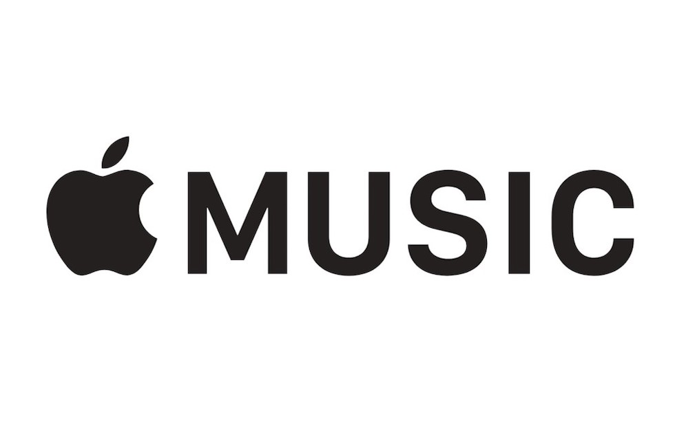 Apple Music Logo Black